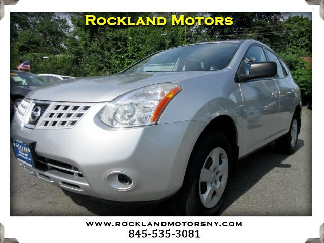 2008 Nissan Rogue DISCLAIMER We make every effort to present information that is accurate However