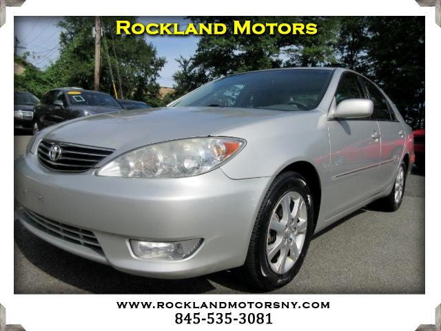 2005 Toyota Camry DISCLAIMER We make every effort to present information that is accurate However