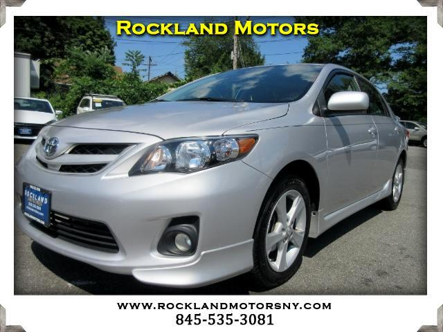 2012 Toyota Corolla DISCLAIMER We make every effort to present information that is accurate Howev