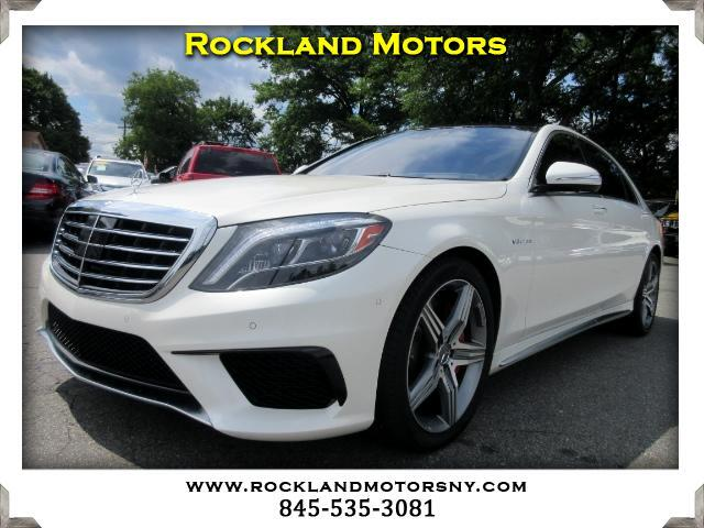 2015 Mercedes S-Class DISCLAIMER We make every effort to present information that is accurate How