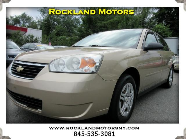 2007 Chevrolet Malibu DISCLAIMER We make every effort to present information that is accurate How
