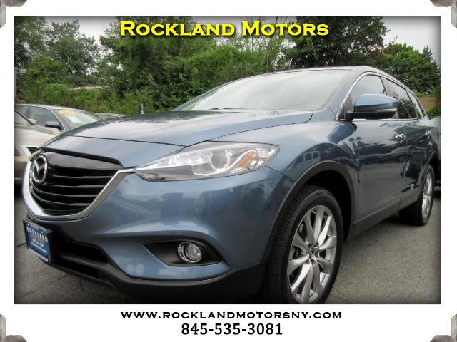 2014 Mazda CX-9 DISCLAIMER We make every effort to present information that is accurate However i