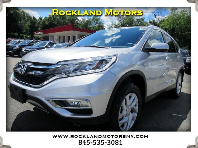 2015 Honda CR-V DISCLAIMER We make every effort to present information that is accurate However i