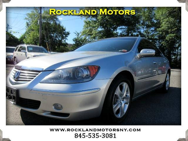 2007 Acura RL DISCLAIMER We make every effort to present information that is accurate However it