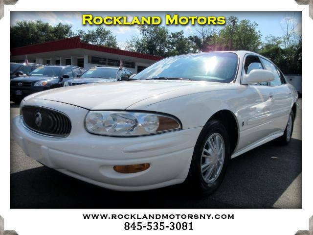 2002 Buick LeSabre DISCLAIMER We make every effort to present information that is accurate Howeve