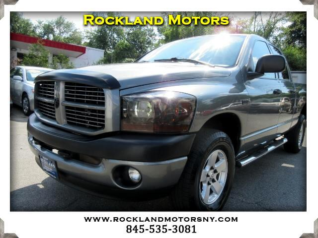 2006 Dodge Ram 1500 DISCLAIMER We make every effort to present information that is accurate Howev