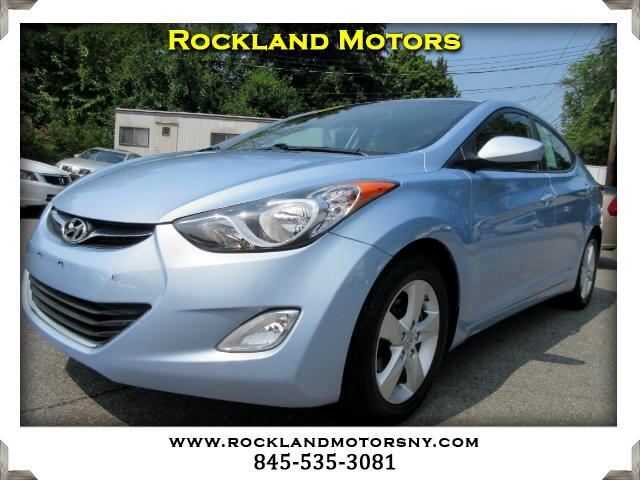 2012 Hyundai Elantra DISCLAIMER We make every effort to present information that is accurate Howe