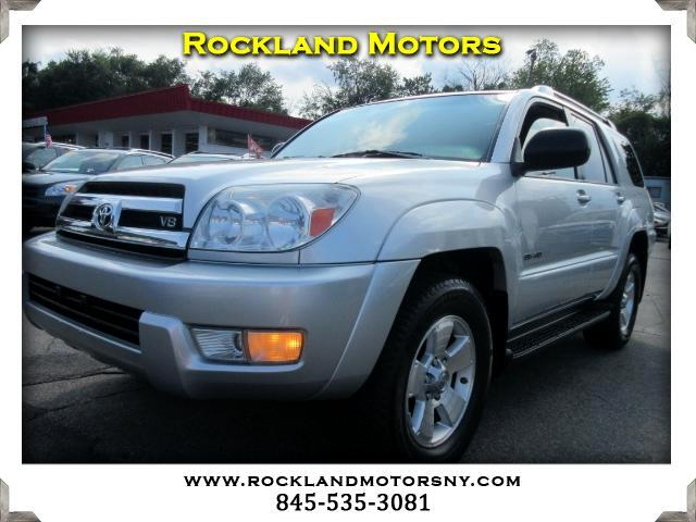 2005 Toyota 4Runner DISCLAIMER We make every effort to present information that is accurate Howev