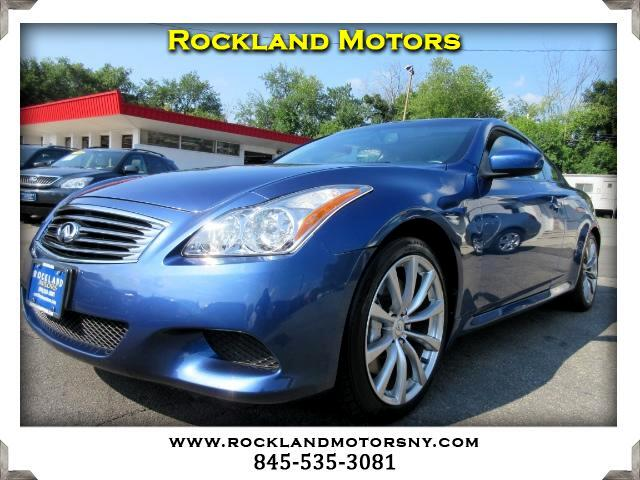 2009 Infiniti G Coupe DISCLAIMER We make every effort to present information that is accurate How