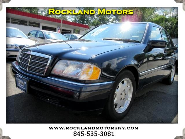 1996 Mercedes C-Class DISCLAIMER We make every effort to present information that is accurate How