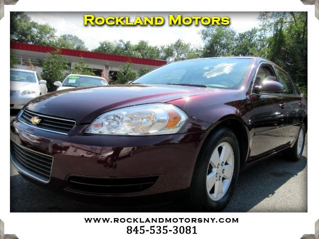 2007 Chevrolet Impala DISCLAIMER We make every effort to present information that is accurate How