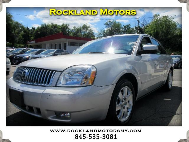 2005 Mercury Montego DISCLAIMER We make every effort to present information that is accurate Howe