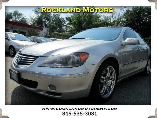 2006 Acura RL DISCLAIMER We make every effort to present information that is accurate However it