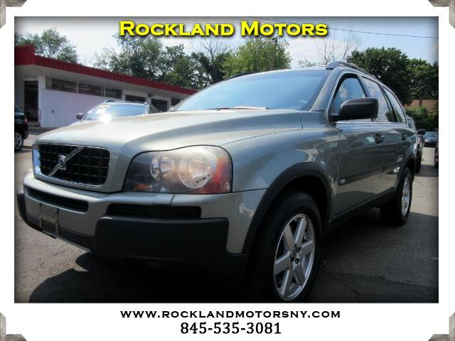 2006 Volvo XC90 DISCLAIMER We make every effort to present information that is accurate However i