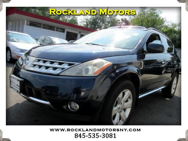 2006 Nissan Murano DISCLAIMER We make every effort to present information that is accurate Howeve