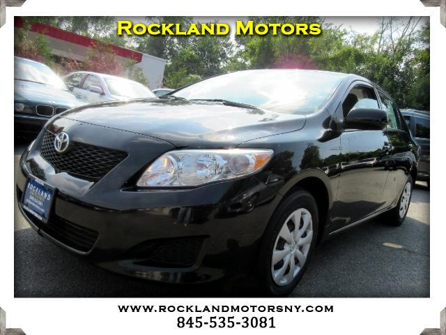 2009 Toyota Corolla DISCLAIMER We make every effort to present information that is accurate Howev