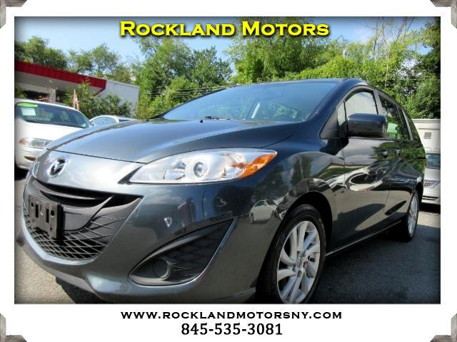 2012 Mazda MAZDA5 DISCLAIMER We make every effort to present information that is accurate However
