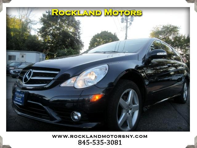 2010 Mercedes R-Class DISCLAIMER We make every effort to present information that is accurate How