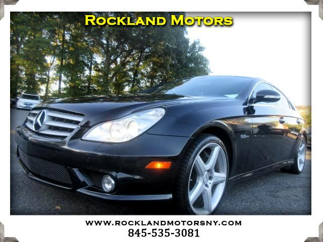 2008 Mercedes CLS-Class DISCLAIMER We make every effort to present information that is accurate H