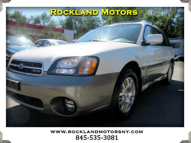 2001 Subaru Outback DISCLAIMER We make every effort to present information that is accurate Howev