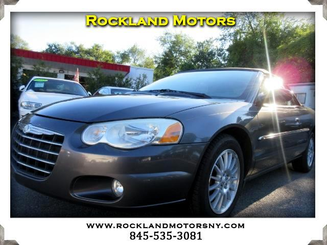 2005 Chrysler Sebring DISCLAIMER We make every effort to present information that is accurate How