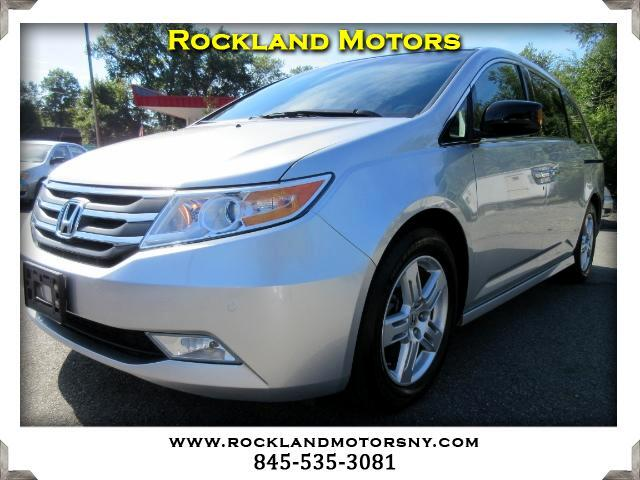 2011 Honda Odyssey DISCLAIMER We make every effort to present information that is accurate Howeve