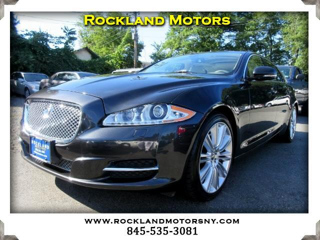 2011 Jaguar XJ-Series DISCLAIMER We make every effort to present information that is accurate How