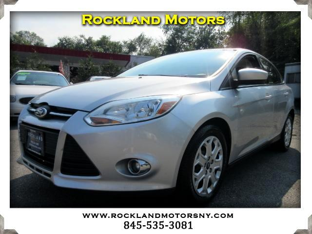 2012 Ford Focus DISCLAIMER We make every effort to present information that is accurate However i