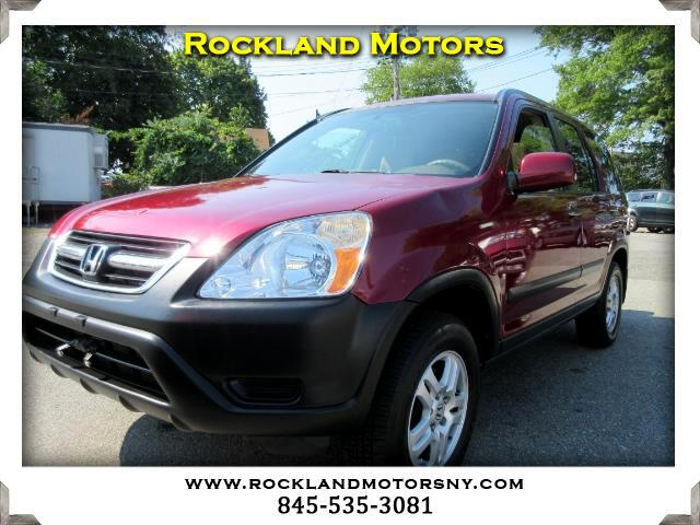 2004 Honda CR-V DISCLAIMER We make every effort to present information that is accurate However i
