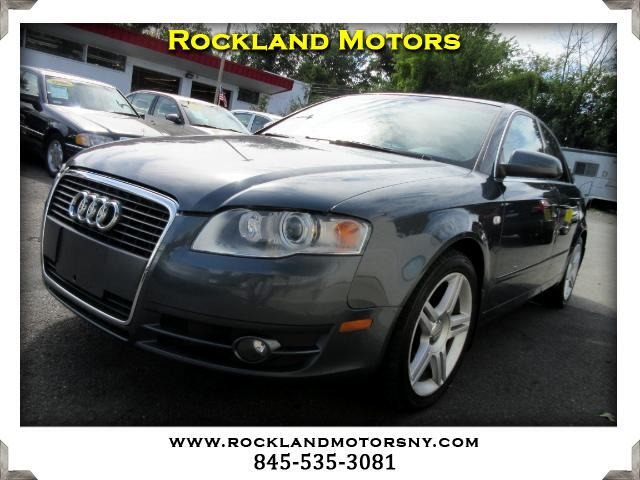 2005 Audi A4 DISCLAIMER We make every effort to present information that is accurate However it i