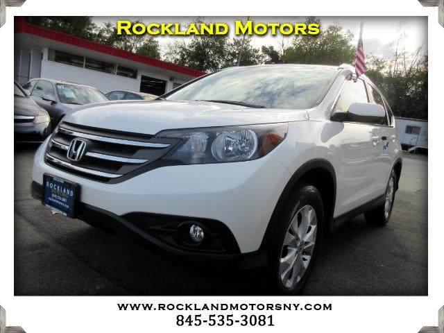 2013 Honda CR-V DISCLAIMER We make every effort to present information that is accurate However i