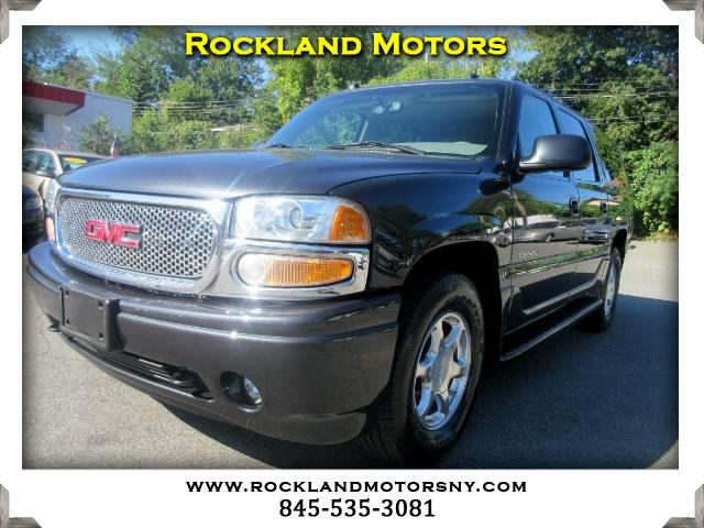 2004 GMC Yukon Denali DISCLAIMER We make every effort to present information that is accurate How