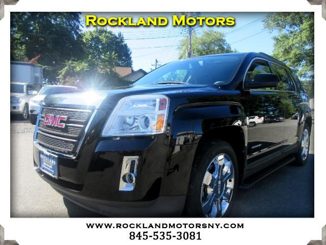2011 GMC Terrain DISCLAIMER We make every effort to present information that is accurate However