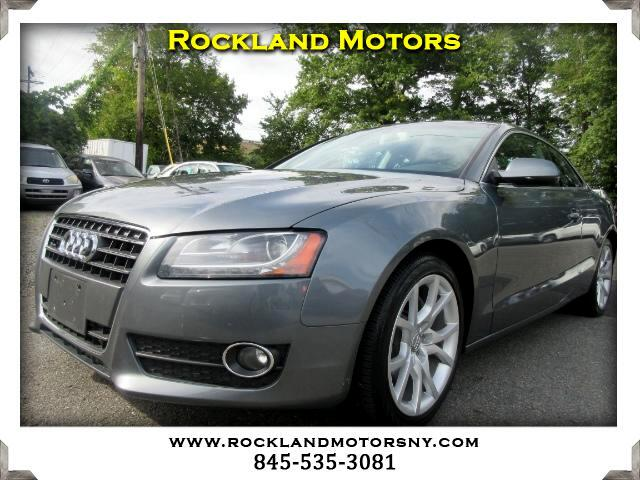 2012 Audi A5 DISCLAIMER We make every effort to present information that is accurate However it i