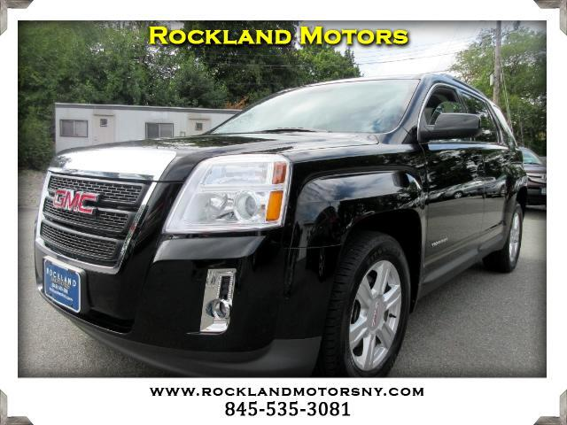 2014 GMC Terrain DISCLAIMER We make every effort to present information that is accurate However