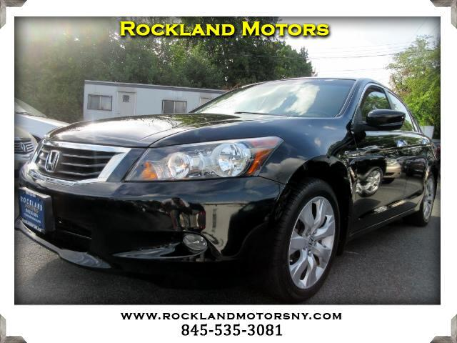 2008 honda accord ex l v6 w nav for sale in stamford ct cargurus. Black Bedroom Furniture Sets. Home Design Ideas