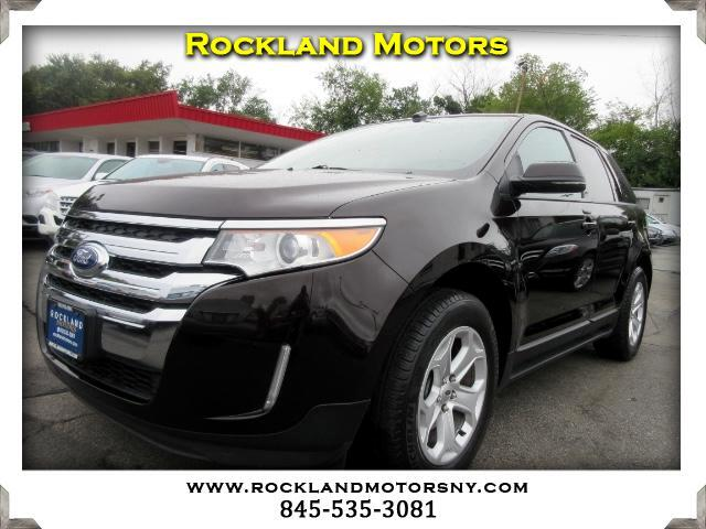 2013 Ford Edge DISCLAIMER We make every effort to present information that is accurate However it