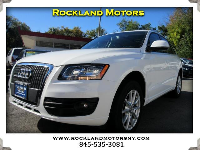 2011 Audi Q5 DISCLAIMER We make every effort to present information that is accurate However it i