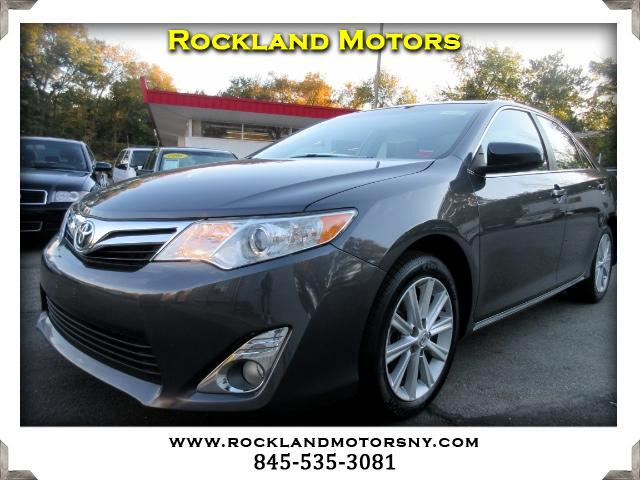 2012 Toyota Camry DISCLAIMER We make every effort to present information that is accurate However