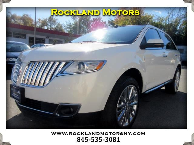 2013 Lincoln MKX DISCLAIMER We make every effort to present information that is accurate However