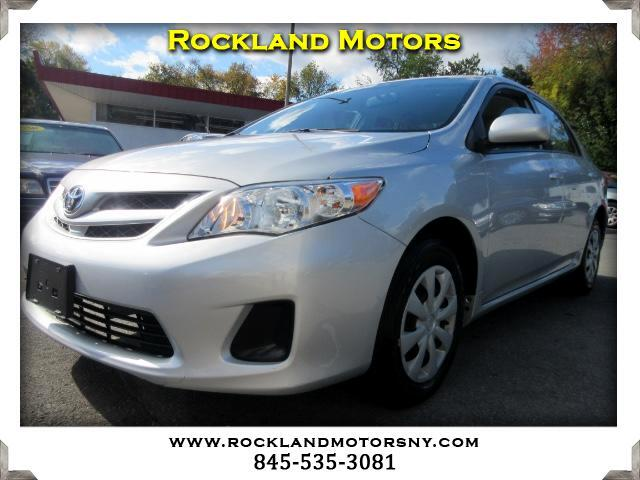 2011 Toyota Corolla DISCLAIMER We make every effort to present information that is accurate Howev