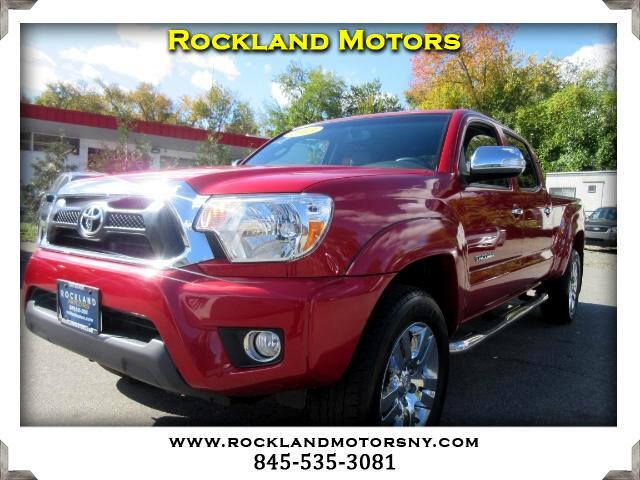 2013 Toyota Tacoma DISCLAIMER We make every effort to present information that is accurate Howeve