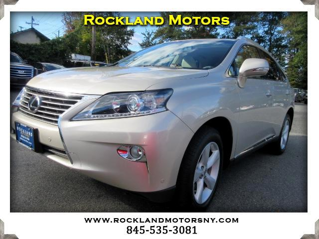 2013 Lexus RX 350 DISCLAIMER We make every effort to present information that is accurate However