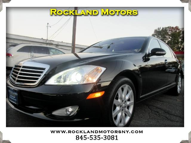 2008 Mercedes S-Class DISCLAIMER We make every effort to present information that is accurate How
