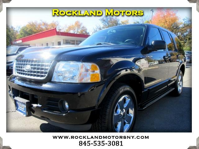 2004 Ford Explorer DISCLAIMER We make every effort to present information that is accurate Howeve