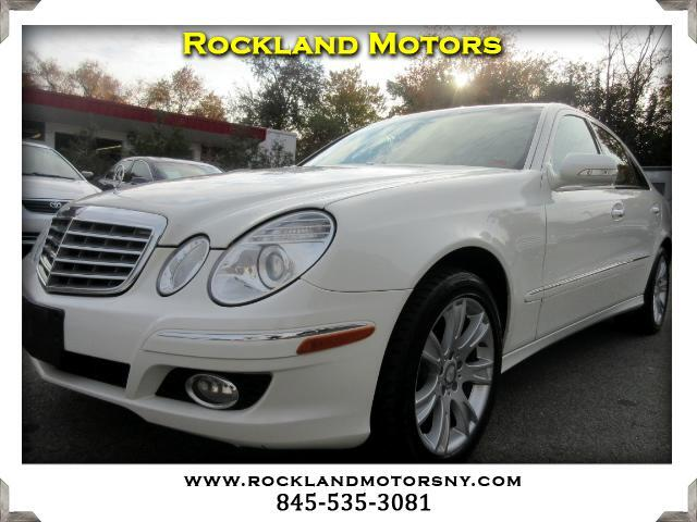 2009 Mercedes E-Class DISCLAIMER We make every effort to present information that is accurate How