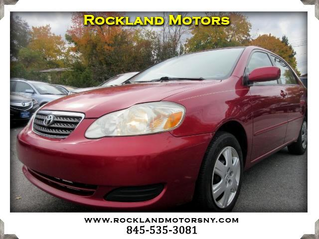 2005 Toyota Corolla DISCLAIMER We make every effort to present information that is accurate Howev