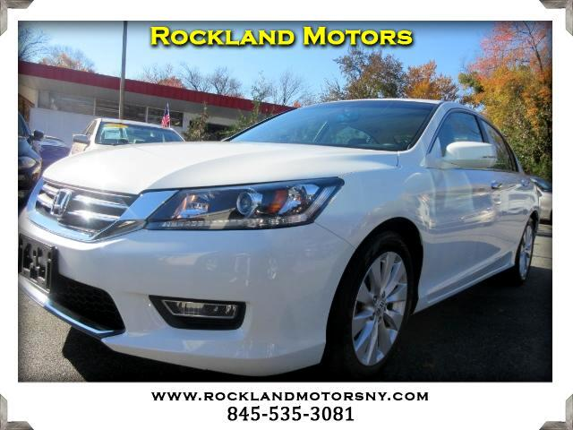 2013 Honda Accord DISCLAIMER We make every effort to present information that is accurate However