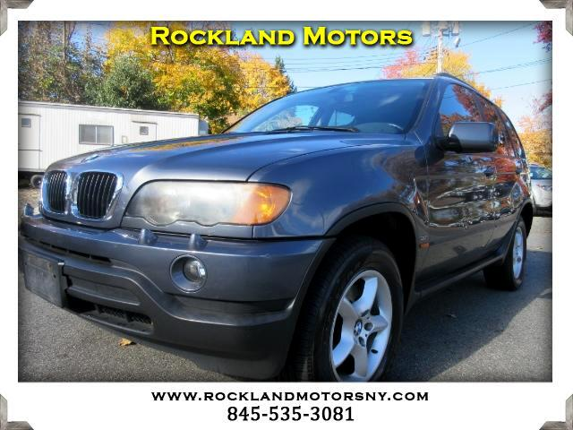 2003 BMW X5 DISCLAIMER We make every effort to present information that is accurate However it is