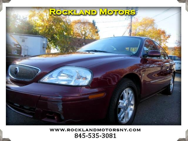 2004 Mercury Sable DISCLAIMER We make every effort to present information that is accurate Howeve